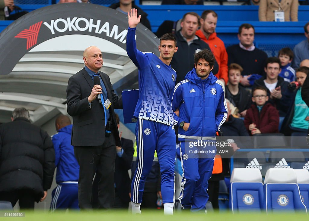 Chelsea v Manchester City - The Emirates FA Cup Fifth Round : News Photo