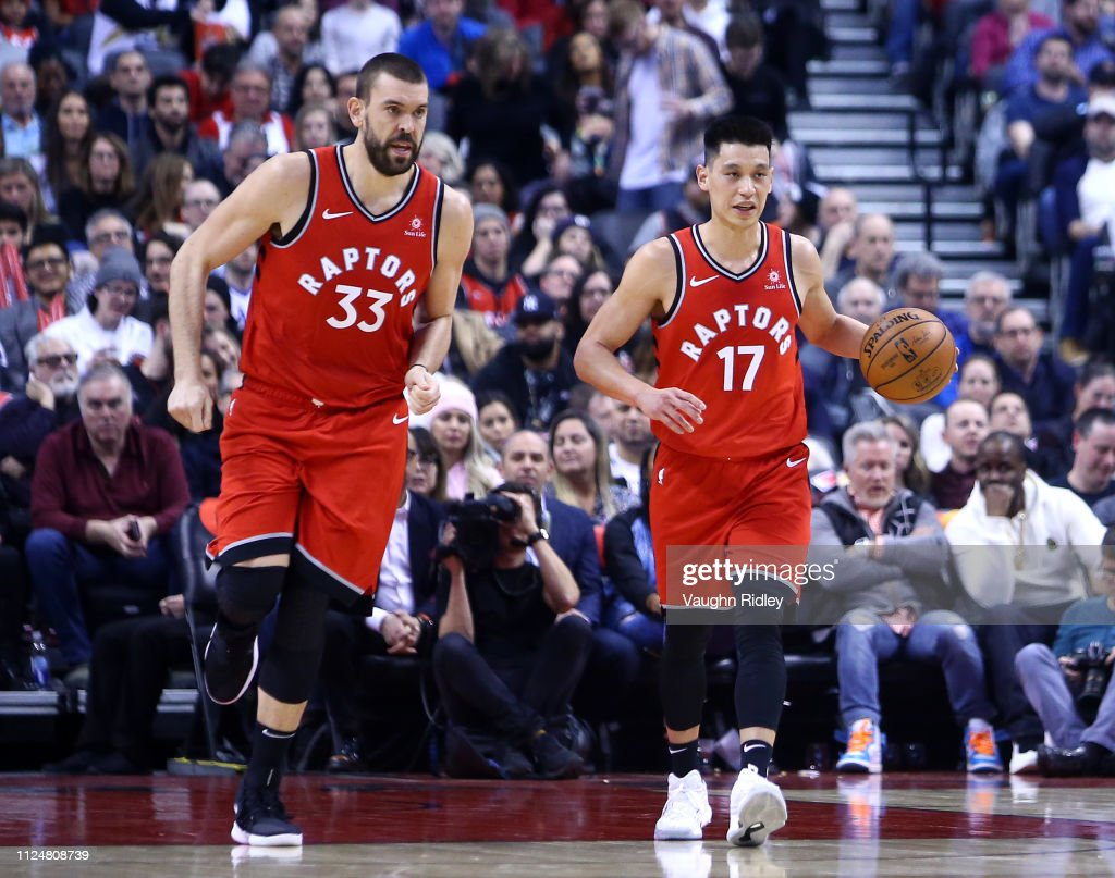 Washington Wizards v Toronto Raptors : News Photo