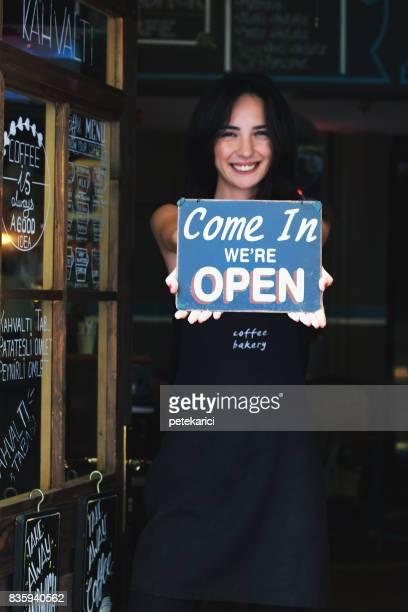 Nieuwe kleine bedrijven