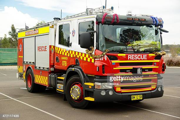 New South Wales Fire Engine