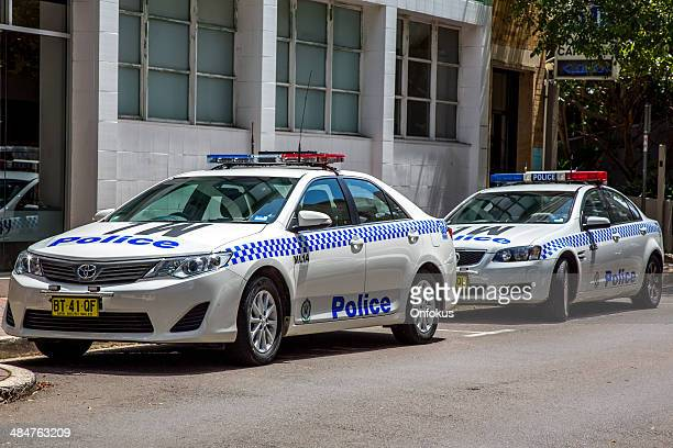 New South Wales, Police Car, Australia