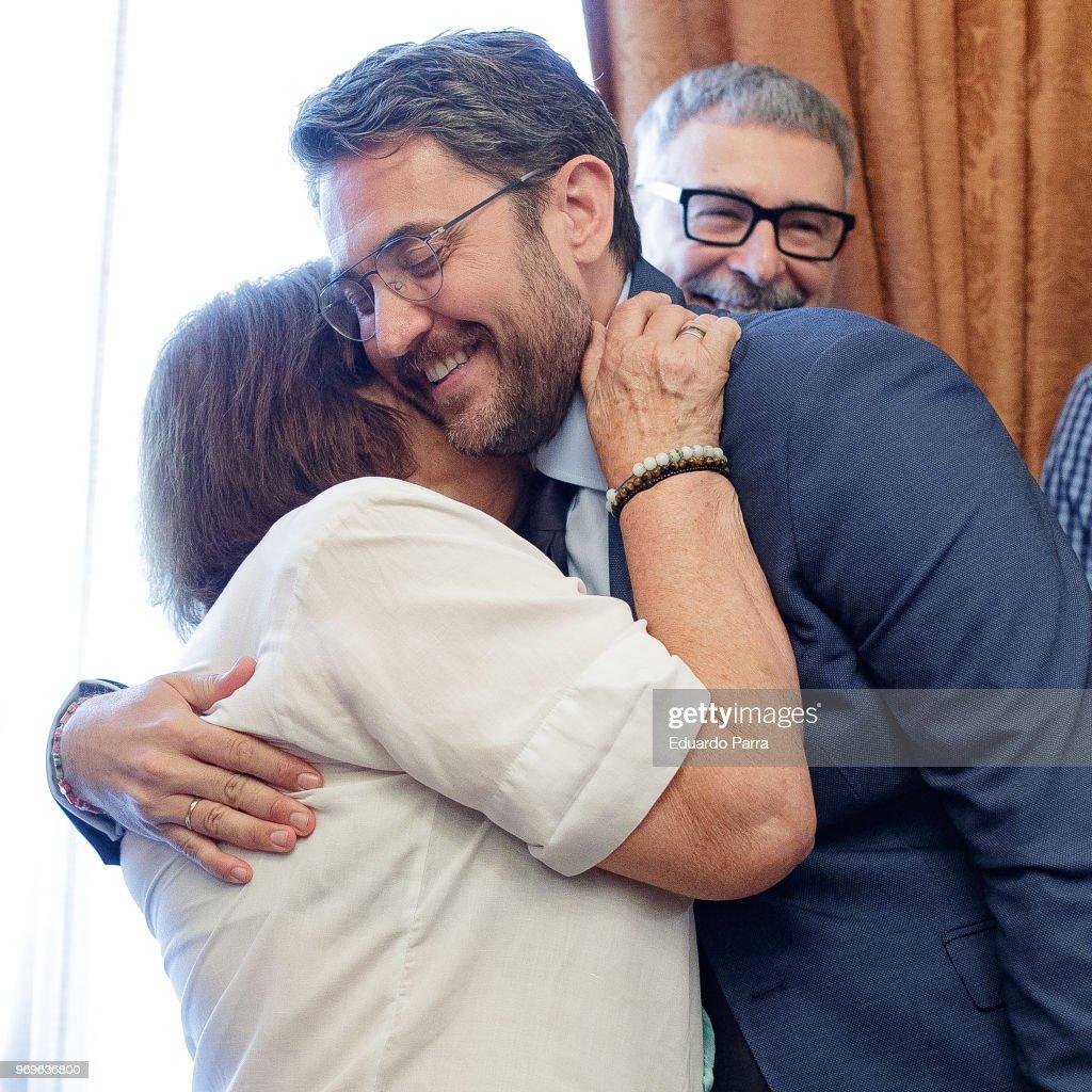 Maxim Huerta New Spanish Culture And Sports Minister