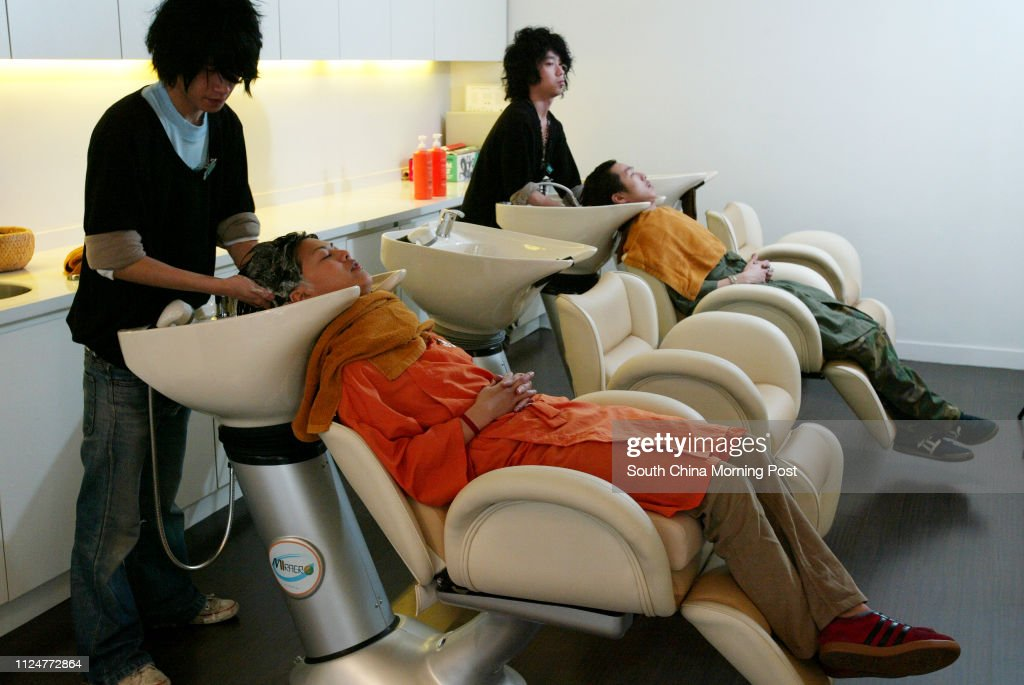 Pleasing New Style Hair Salon Chairs For Washing Hair That Could Home Interior And Landscaping Eliaenasavecom