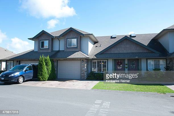 New style town home in a senior gated community