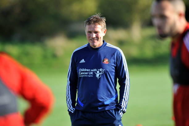 GBR: Sunderland Unveil New Manager Phil Parkinson