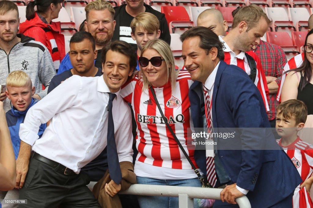 Sunderland v Charlton Athletic - Sky Bet League One : News Photo