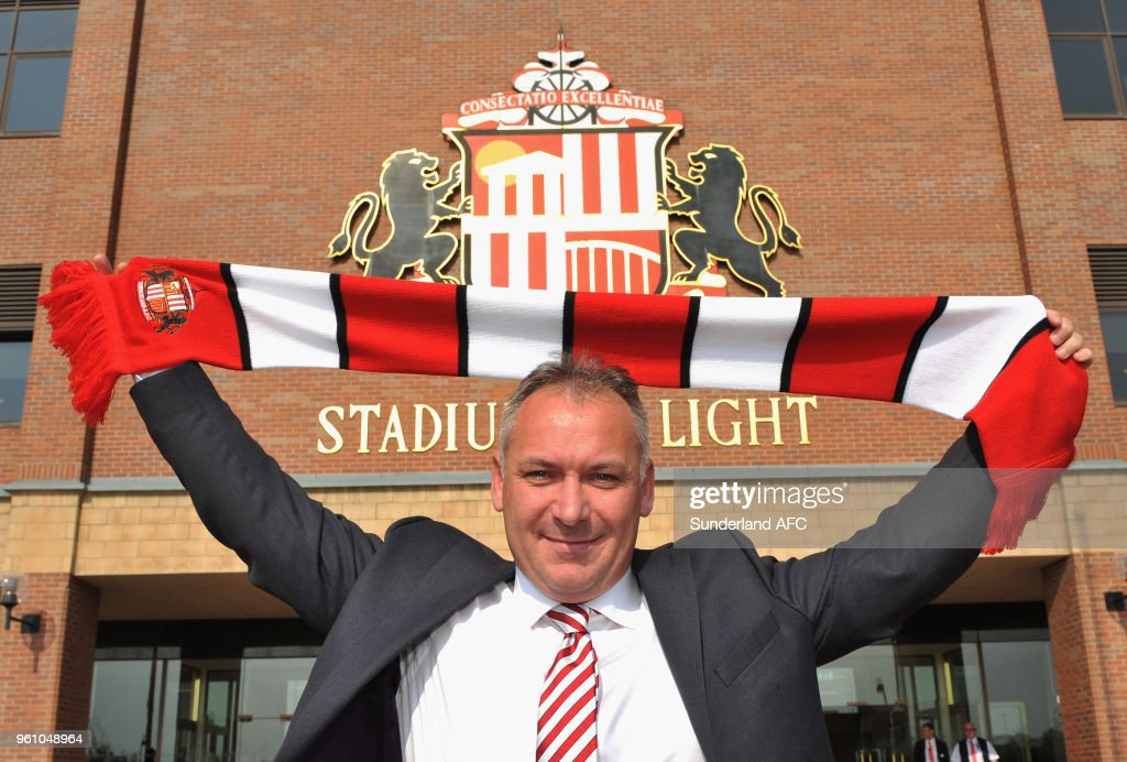 New Sunderland Owner Stewart Donald Press Conference