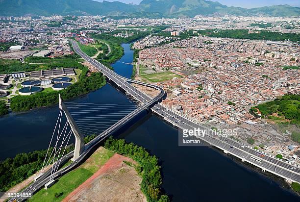 Neue Hängebrücken in Rio de Janeiro