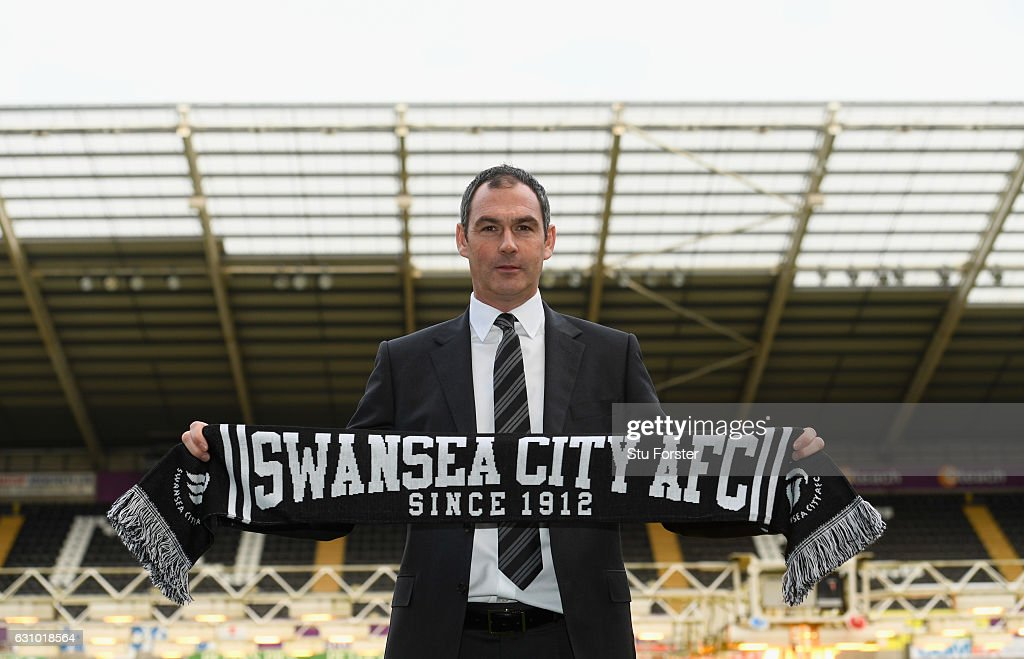 Swansea City Unveil Paul Clement As New Manager