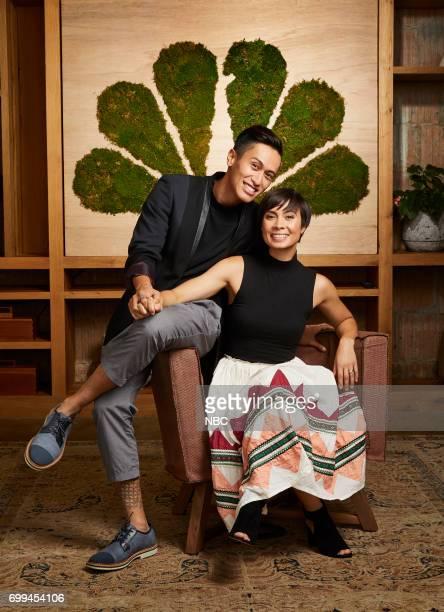 EVENTS New Talent Mixer NBC Portrait Studio Pictured Mari Keone 'World Of Dance'