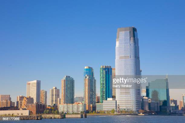 New tall office buildings in Jersey City, New Jersey