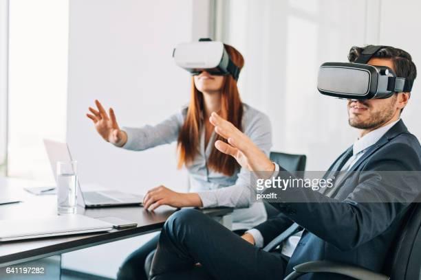 Nieuwe technologieën in het kantoor