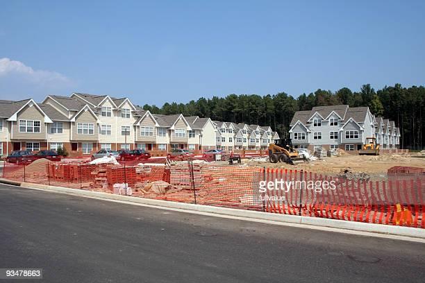 Suites Townhouse nuevo en construcción