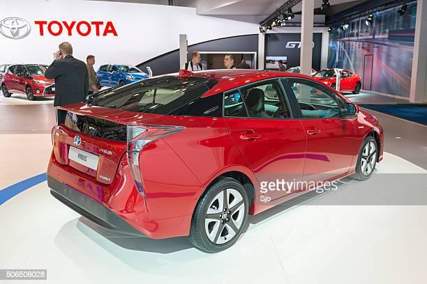 Neue Toyota Prius Hybrid (4. generation