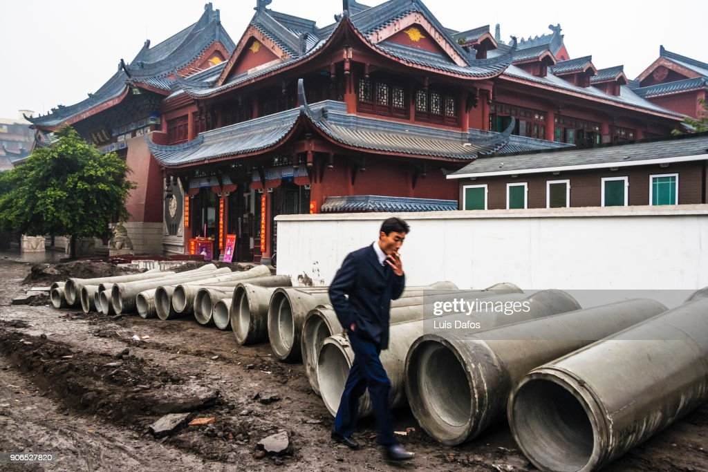 efa22efb8 New Traditional Chinese Architecture Stock Photo | Getty Images