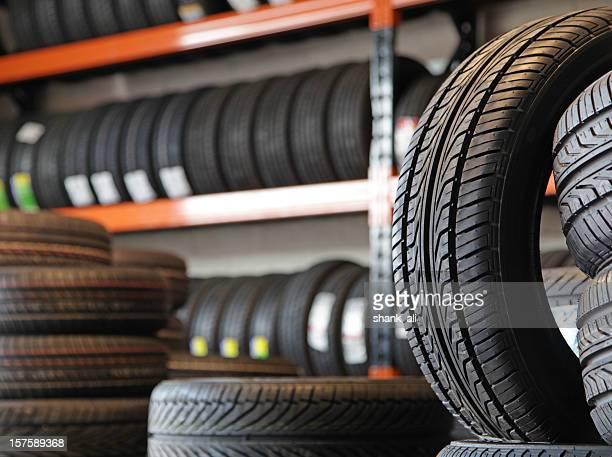 Nuevos neumáticos