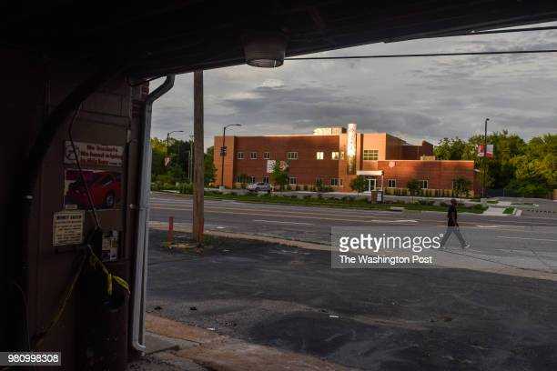 A new Urban League building now sits at the spot that held a Quick Trip gas station and convenient store on W Florissant Avenue on Tuesday May 29 in...