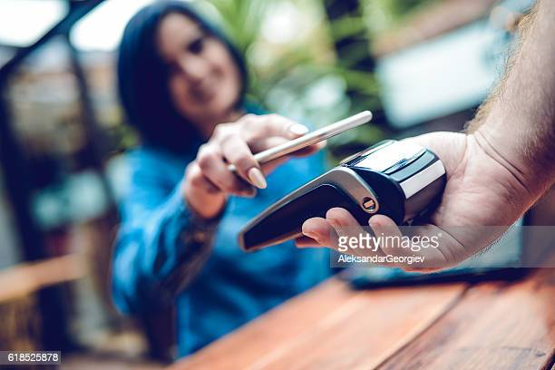New Way of Mobile Payment Systems, Paying with Smartphone