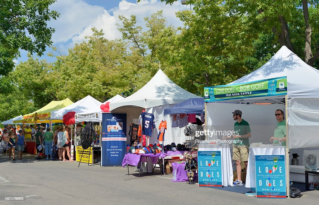 New West Fest 2013, Fort Collins : Stock Photo
