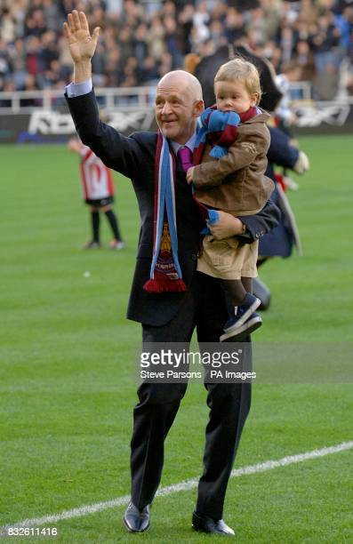 New West Ham United owner Eggert Magnusson