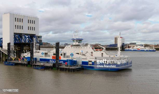 New Woolwich Free Ferries