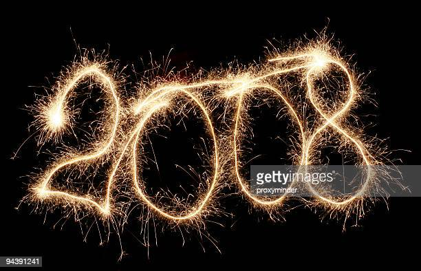 new year 2008 - 2008 stock pictures, royalty-free photos & images