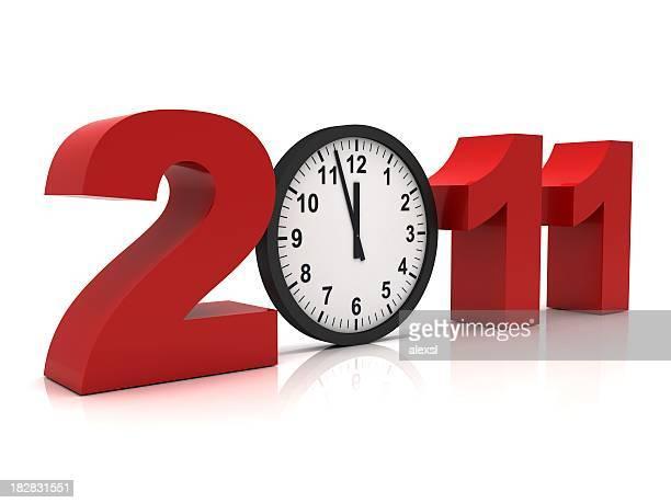 silvester 2011 - monat stock-fotos und bilder
