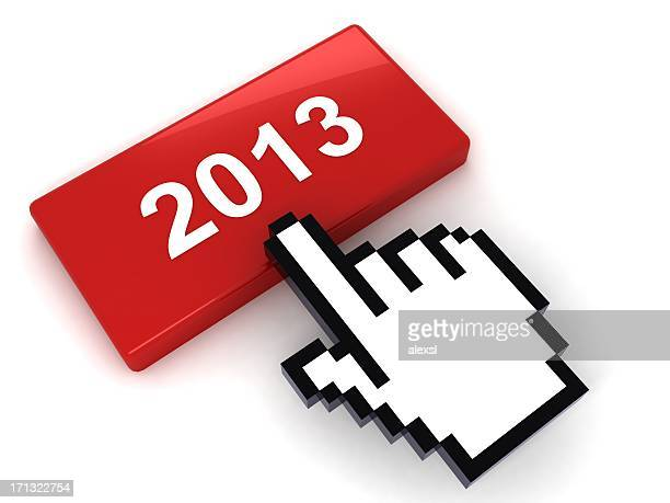 new year 2013 - 2013 stock pictures, royalty-free photos & images