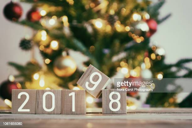 new year 2019 concept - 2019 stock pictures, royalty-free photos & images