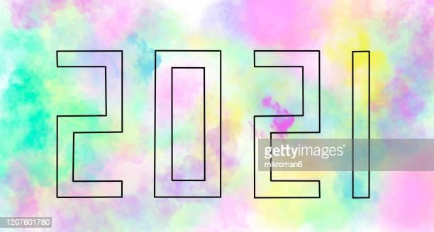 new year 2021 - 新年レセプション ストックフォトと画像
