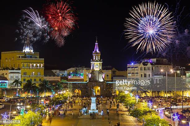 New Year at Cartagena