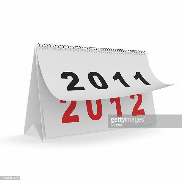 2011-2012-新年のカレンダー