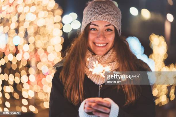 new year celebration - happy new month stock photos and pictures