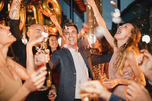 New Year Celebrations - gettyimageskorea