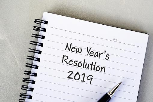 New Year Resolution 2019 - gettyimageskorea