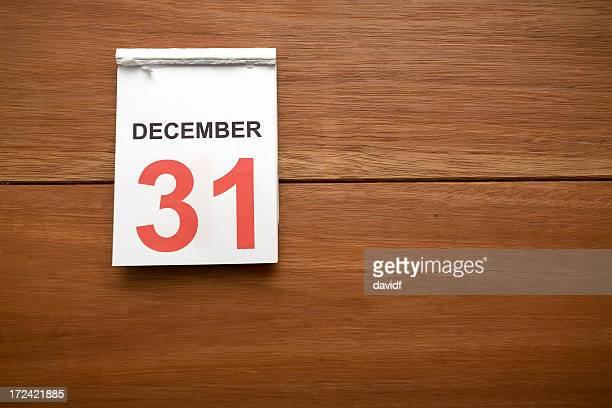 Nuevo años calendario