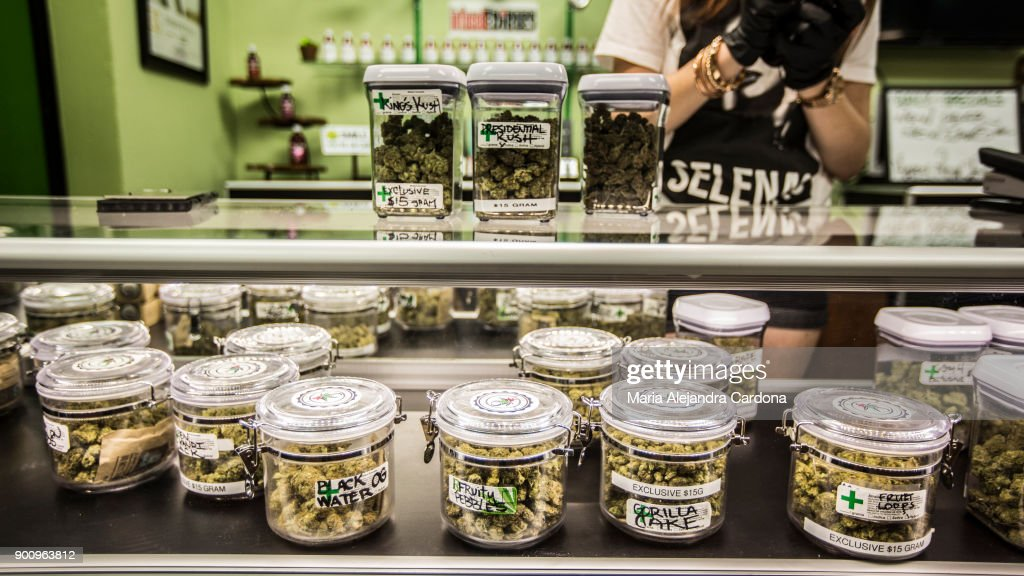 Recreational Marijuana Sales Begin Gradually In California : Fotografía de noticias