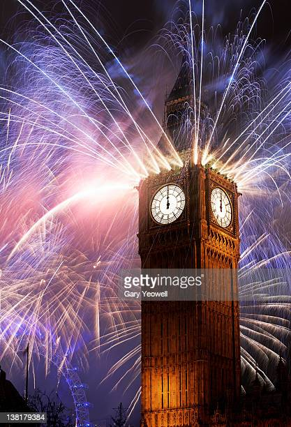 New Years Eve Celebration in London
