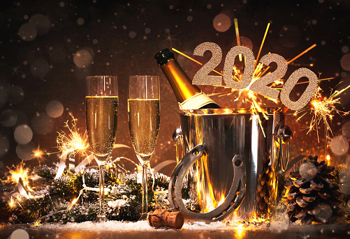 New Years Eve celebration 1166057354