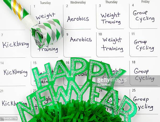 New Year's Resolution: Plan a Healthy Lifestyle