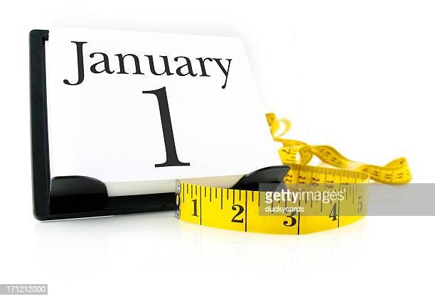 New Year's Resolutions, Dieting