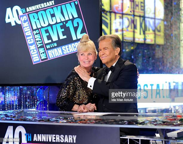 S NEW YEAR'S ROCKIN' EVE WITH RYAN SEACREST 2012 New York 12/31/11 The legendary Dick Clark celebrating 40 years of ringing in the New Year on the...
