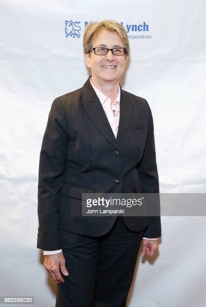 New York Assembley member Deborah J. Glick attends The Bea Arthur Residence Building dedication on November 30, 2017 in New York City.