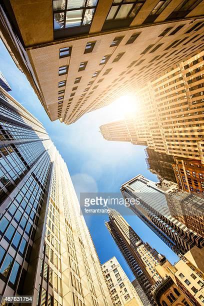New York Banking Buildings