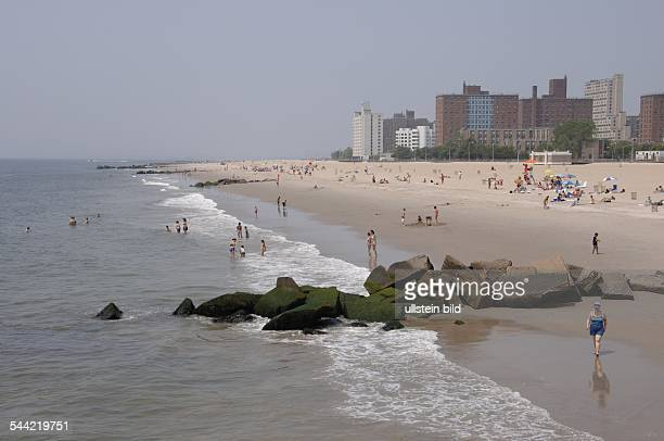 Brighton Beach auf Coney Island