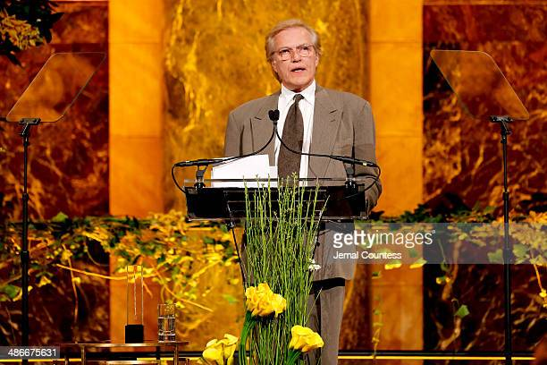 New York City Ballet Master in Chief Peter Martins attends Variety Power Of Women: New York presented by FYI at Cipriani 42nd Street on April 25,...