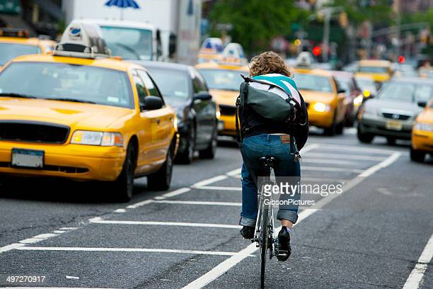 New York City Bike Courier