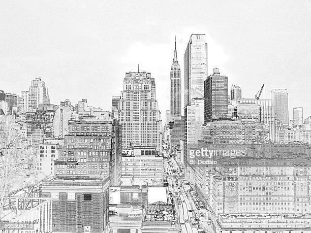 New York City blueprint treatment