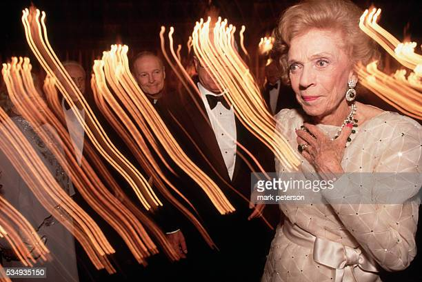 Brooke Astor's 90th Birthday Party