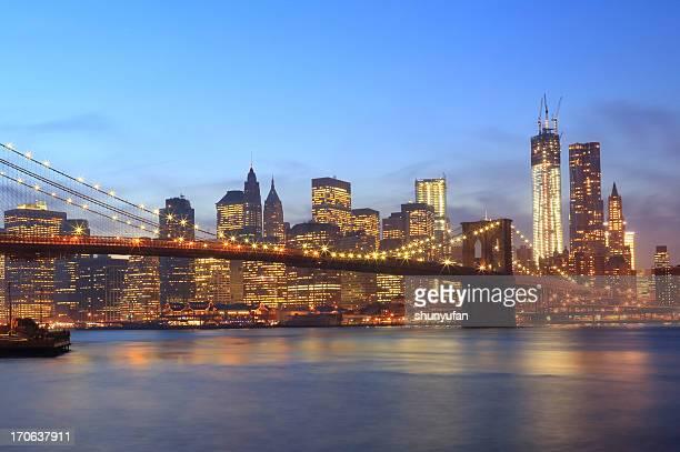 ニューヨーク市:ブルックリン橋